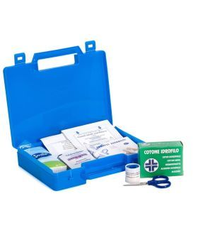Automed First Aid Box Filled