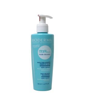 Bioderma ABCDerm Body And Bath Relaxing Oil 200 mL