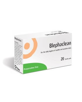 Blephaclean Sterile Pads 20's