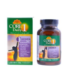 Country Life Core Daily-1 Women 50+ Tablets 60's