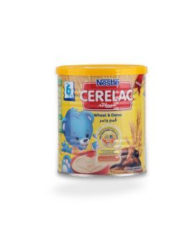 Cerelac Wheat & Dates Stage 2 400 g