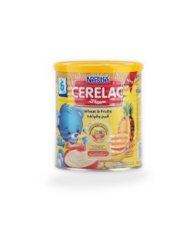 Cerelac Wheat & Fruits Stage 2 400 g