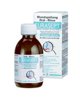 Curasept Anti Discoloration System 205 Mouthwash 200 mL