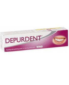 Depurdent Cleaning and Polishing Toothpaste 50 mL
