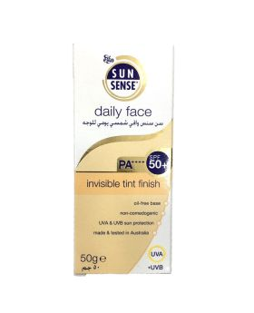 Ego Sunsense Daily Face SPF50+ Invisible Tint 50 g