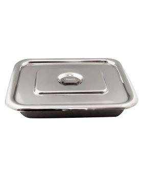 Instrument Tray With Lid 8 x 10 inches Medium