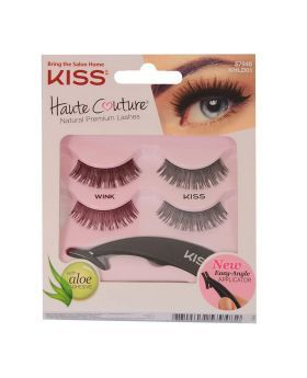 Kiss Haute Couture Eyelashes Wink KHLD01