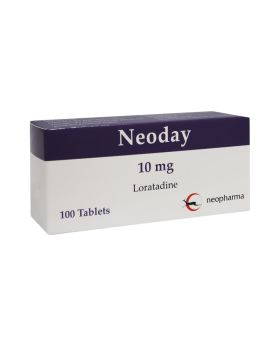Neoday 10 mg Tablets 100's