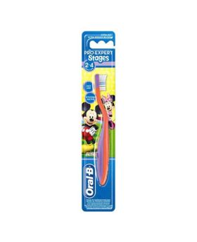 Oral B Pro-Expert Stage-2 (2-4 Years) Tooth Brush