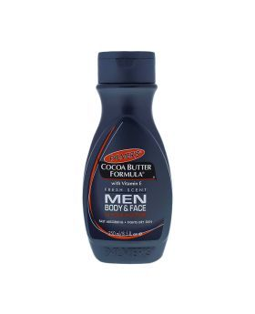 Palmer's Cocoa Butter Formula Men Body and Face Lotion 250 mL
