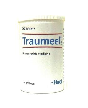 Traumeel S Tablets 50's