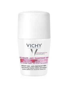Vichy 48Hr Beauty Deo Anti-Perspirant Roll-On 50 mL