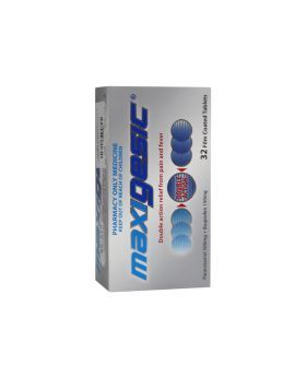 Maxigesic Tablets 32's