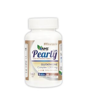 AMS Pearly Skin Whitening Capsules 60's