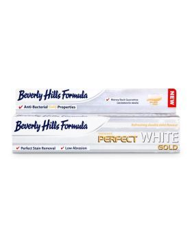 Beverly Hills Formula Perfect White Gold Toothpaste 125 mL