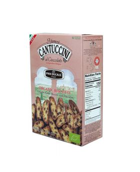 Panducale 100% Organic Cantuccini Biscuits With Choco 200 g
