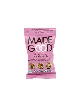 Made Good Strawberry Granola Minis Pouch 24 g