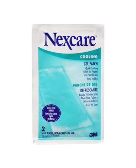 3M Nexcare Cooling Gel Fever Patch Kids