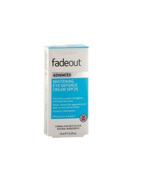 Fade Out Advanced Whitening Eye Defence Cream SPF25 15 mL