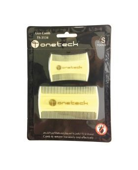 One Tech Lice Comb Blister