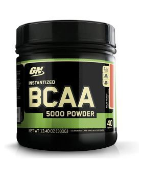 ON Instantized BCAA 5000 Powder Fruit Punch 40 Servings