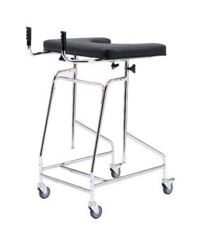 Roma Walker With Rest Pad & Wheels 2203