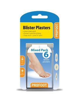 Profoot Blister Plasters Mixed Pack
