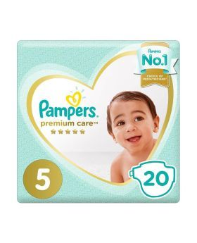 Pampers Premium Care Size 5 11-18 kg Carry Pack