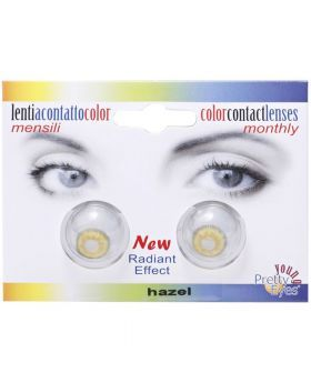 Young Pretty Eyes Radiant Effect Monthly Color Contact Lens 2's