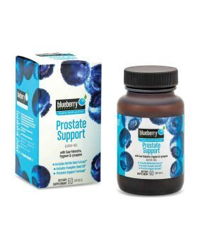 Blueberry Naturals Prostate Support Softgels 60's B0333