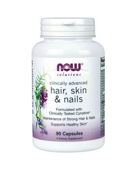 Now Solutions Hair Skin & Nails Capsules 90's