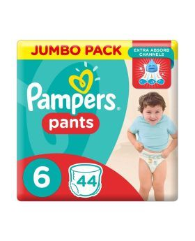 Pampers Pants 6 XL 44's 30150
