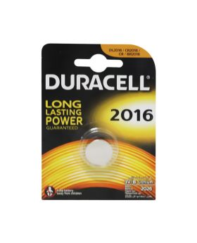 Duracell DL2016 Lithium Battery 32003
