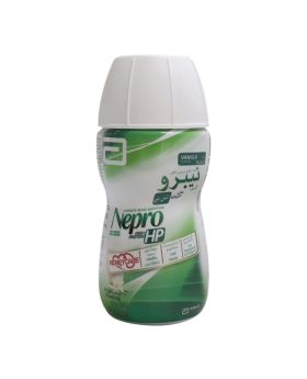 Nepro High Protein Complete Renal Nutrition Vanilla 220 mL