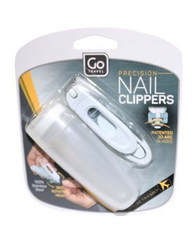 Go Travel Nail Clipper W/ Carry Case 4207