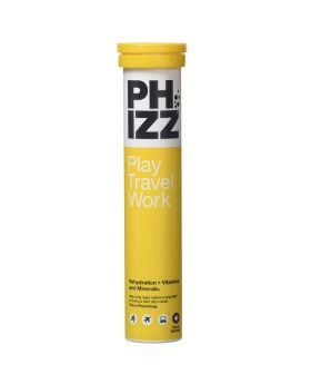 Phizz Rehydration Vitamins and Mineral Effervescent Tablets 20's