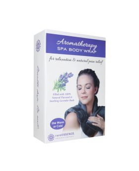 Rare Essence Spa Body Wrap with Natural Flaxseed & Lavender Buds 94100
