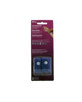 Ezy Care Wrist Bands For Motion Sickness Blue 68840