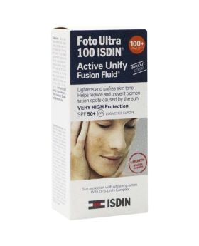 Isdin FotoUltra 100 Active Unify SPF50 Fluid 50 mL