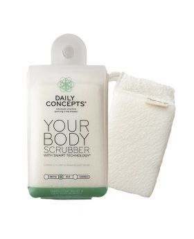 Daily Concepts Your Body Scrubber DC1