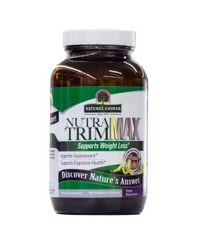 Nature's Answer Nutra Trim Max Vegetarian Capsules 180's