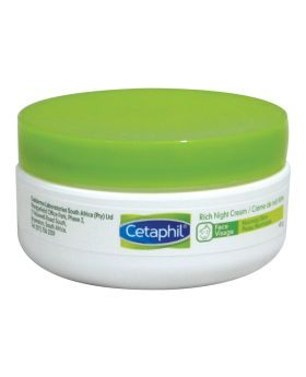 Cetaphil Rich Night Face Cream with Hyaluronic Acid 48 g