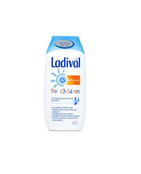 Ladival After Sun For Children Skin Lotion 200 mL
