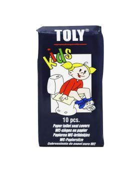 Toly Kids Toilet Seat Cover 10's
