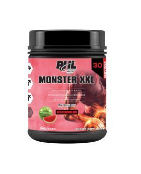 PHL Pre Work Out Monster XXL 240 g