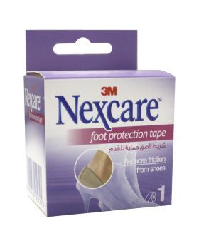 3M Nexcare Foot Protection Tape 25 mm x 5 m 1's