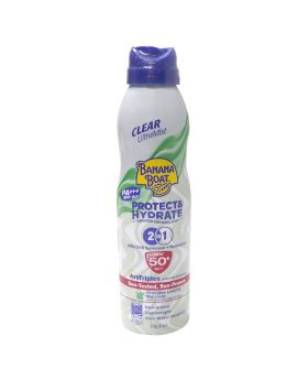 Banana Boat Protect and Hydrate SPF50+ 2 In 1 Spray 170 mL
