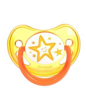 Canpol Babies Orthodontic Soother Night Dreams Design 0-6 Months 22/500