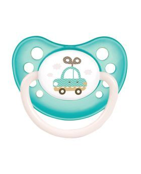 Canpol Babies Orthodontic Silicone Soother Toys Collection Design