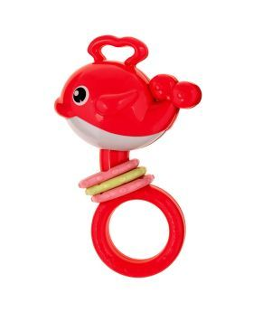 Canpol Babies Baby Toy Little Whale Rattle 81/003